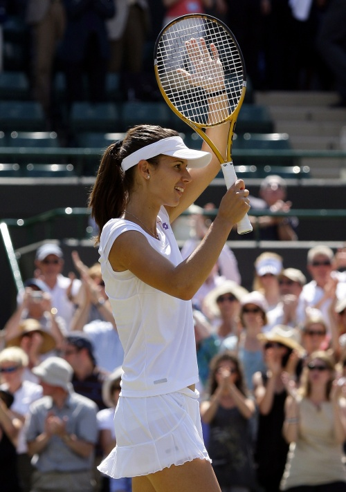 Bulgaria: Pironkova First Bulgarian Player to Reach Grand Slam Semi-final