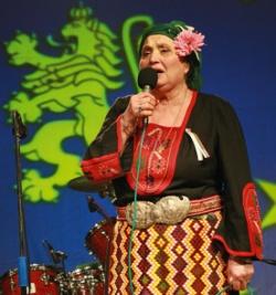 Bulgaria: Bulgarian Mystery Voice Stefka Sabotinova Passes Away