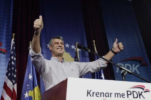 Bulgaria: Kosovo PM Thaci Denies Plans to Exchange Territories with Serbia