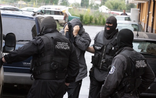 Bulgaria: Bulgarian Policemen Nab Top Drug Dealer