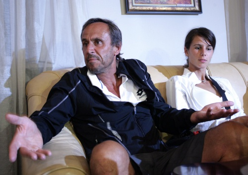 Bulgaria: Bulgarian Father-Coach: Pironkova's Backhand Already Perfect