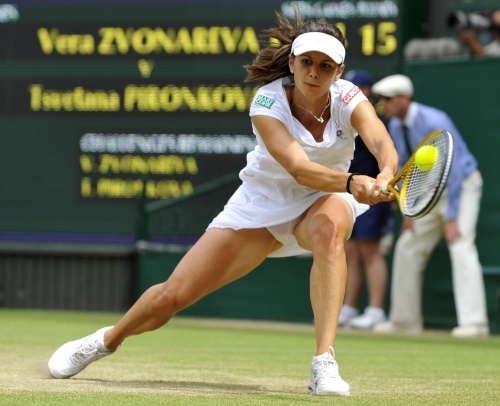 Pironkova tennis