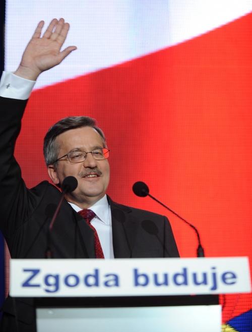 Bulgaria: Who Is Who: New President of Poland Bronislaw Komorowski