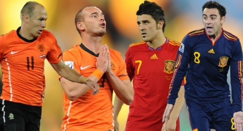 Bulgaria: Netherlands, Spain Get Ready for Historical World Cup Final