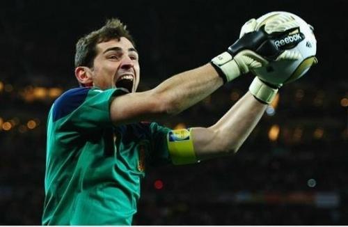 Bulgaria: Spain's Iker Casillas Wins World Cup Golden Glove