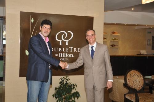 Bulgaria: 1st Hilton on Bulgaria's Black Sea Coast to Open in Golden Sands