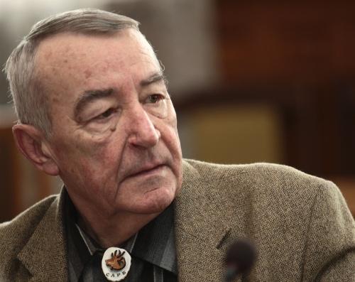 Bulgaria: Bulgarian Writer Doncho Tsonchev Dies at 77