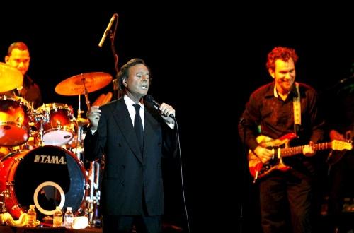 Bulgaria: Julio Iglesias to Stage 2 Concerts in Bulgaria