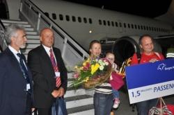 Bulgaria: Burgas Airport Welcomes 1.5 Millionth Passenger