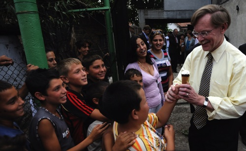 Bulgaria: World Bank President Zoellick Concerned about Bulgarian Roma