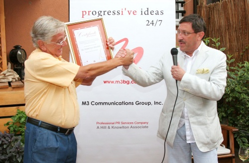 Bulgaria: Bulgaria's PR Leader M3 Communications Celebrates 10 Years as Hill & Knowlton Associate
