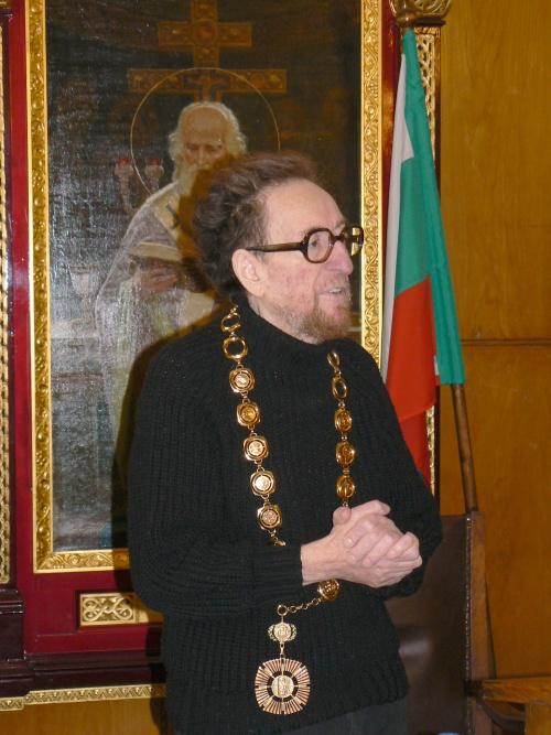 Bulgaria: Brilliant Bulgarian Philosopher Isaac Passy Dies at 82