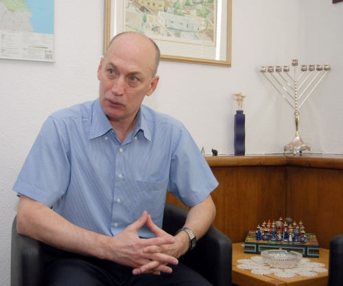 Bulgaria: Israel's Ambassador to Bulgaria Noah Gal Gendler: Israelis Feel the Positive Attitude of the Bulgarian People
