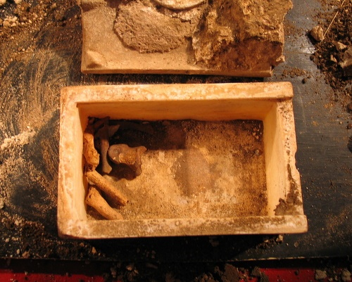 John the Baptist Bones