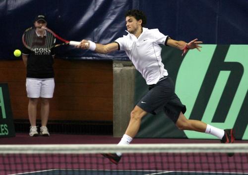 Bulgaria: Bulgaria's Top Male Tennis Player Wins Geneva Challenger Cup