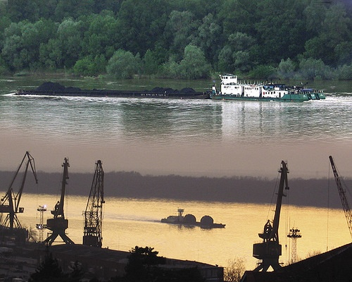 Bulgaria: Bulgaria's Danube Shipping Collapses in 2010 H1
