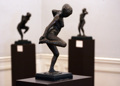 Bulgaria: Degas' Plastic Work Displayed at Bulgarian National Gallery