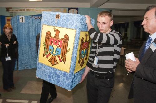Bulgaria: Boycott Ruins Moldova's Constitution Referendum