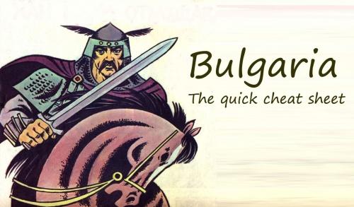 Bulgaria: Bulgarian Top Travel Spots in a Nutshell