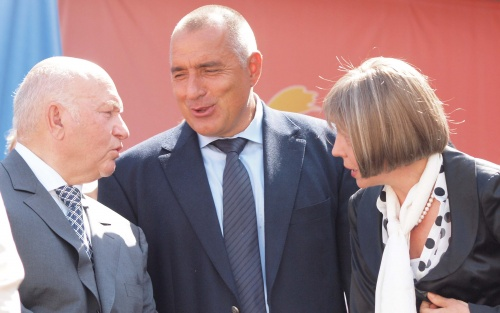 Bulgaria: Luzhkov Opens Moscow-Owned Resort on Bulgarian Sea Coast