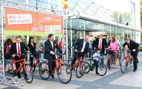 Bulgaria: TNT, Shell, Philips Come Together to Promote Green Life in Bulgaria