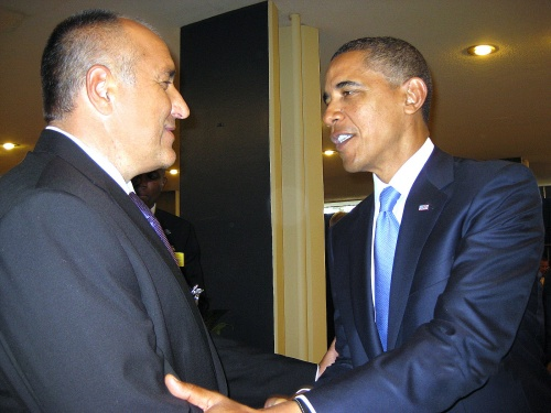 Bulgaria: Borisov, Obama Appear as Twins at UN Meeting