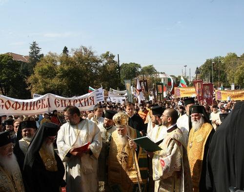 Bulgaria: Bulgarian Orthodox Church Rallies 10 000 to Demand Religion in Schools
