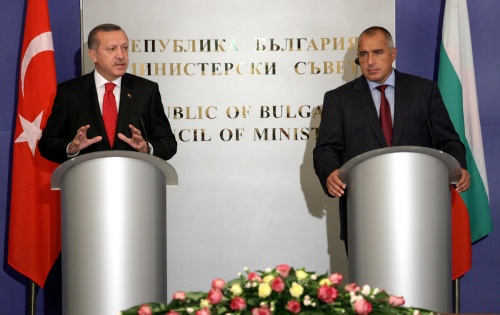 Bulgaria: Borisov, Erdogan Exchange Big Time Niceties in Bulgaria's Sofia