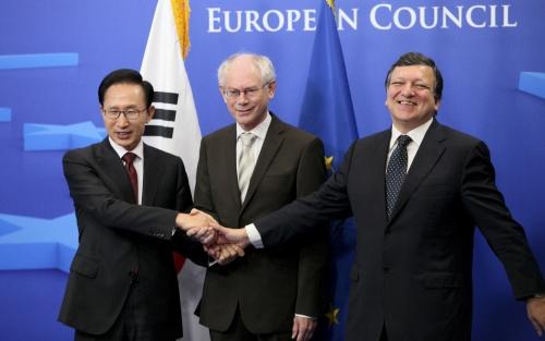 Bulgaria: EU, South Korea Seal Free-Trade Agreement