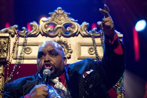 Bulgaria: Soul Singer Solomon Burke Dies at 70