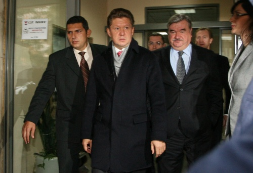 Bulgaria: Bulgaria, Russia to Set up South Stream JV by Nov 2010