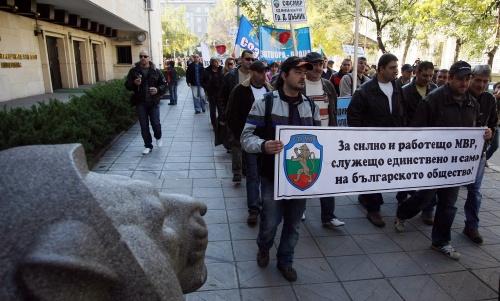 Bulgaria: Bulgarian Police Demand Resources before Schengen Accession