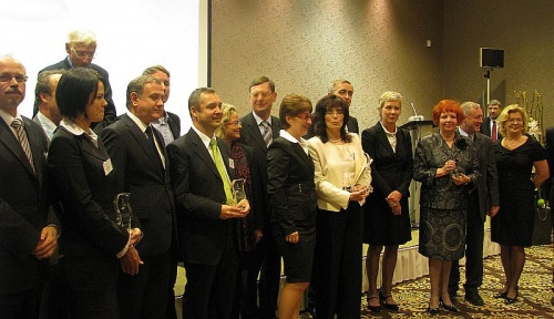 Bulgaria: Bulgarian Court Honored with 'Crystal Scales of Justice' Prize