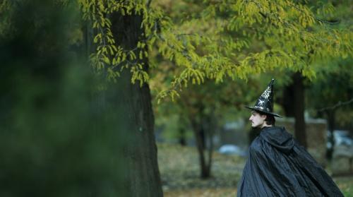 Bulgarian 'Goblins' Anticipate Halloween Night: Bulgarian 'Goblins' Anticipate Halloween Night