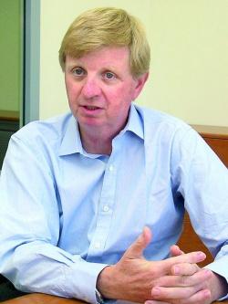Bulgaria: Julian Edwards, Tishman Managing Director: Bulgaria Should Aim High