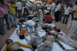 Bulgaria: At Least 345 Die in Stampede in Cambodia