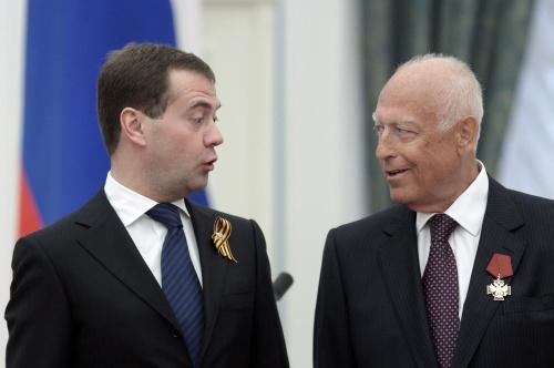 Bulgaria: Former Russian PM Chernomyrdin Dies