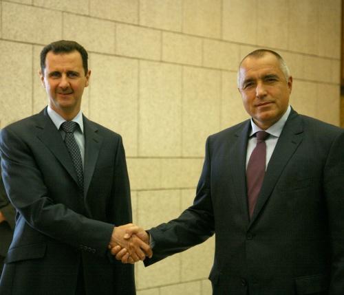 luther vandross syrian president bashar alassad