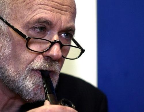 Bulgaria: Jurgen Roth Presents 'Gangster Economy' in Sofia, Meets PM