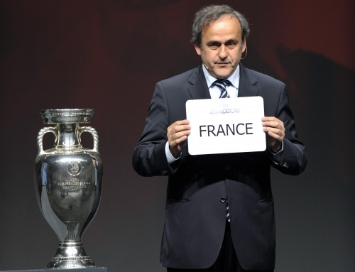 Bulgaria: Platini: Bulgaria Able to Host Youth Euro 2013, Must Avoid Football Fraud