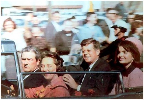 World Marks 47th Anniversary of J.F. Kennedy Assassination: World Marks 47th Anniversary of J.F. Kennedy Assassination