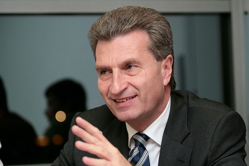 Bulgaria: EC Admits South Stream, Nabucco Rivalry