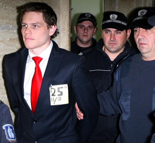 Bulgaria: Jock Palfreeman Appeal Back in Bulgarian Court Dec 22