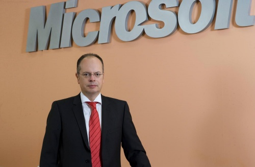 Bulgaria: George Randelov, Microsoft Bulgaria Country Manager: Business Climate, IT Talent Make Bulgaria Important on Microsoft's Map