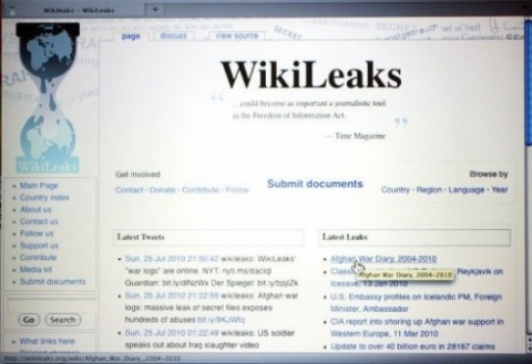 Wikileaks and Indonesia Diplomatic Documents