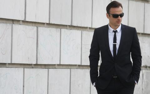 Bulgaria: Bulgaria's Berbatov Takes His Passion for Fashion to Next Level