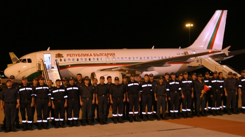 Bulgaria: Bulgarian Firefighters Off to Israel to Help Quench Blaze