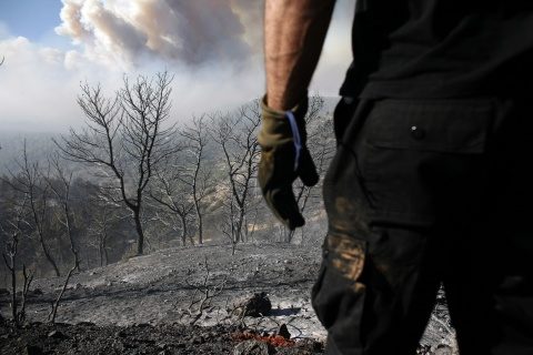 Bulgaria: Netanyahu Thanks Bulgarian, Other PMs over Blaze Help