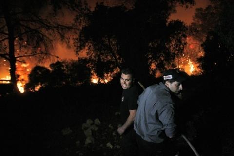 Bulgaria: Deadly Fire Still Blazing in Israel