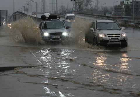 Bulgaria: Mayor: Sofia Faces Emergency over Torrential Rain